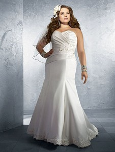 Alfred Angelo2230W Sz: 18W White Original Price: $919Our Price: $399.00