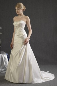 A & T4476 Sz:12 Ivory Original Price: $965Our Price: $409.00